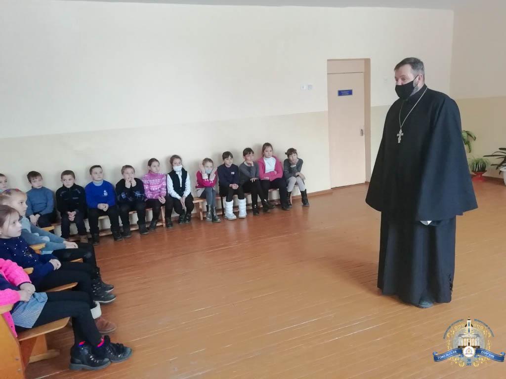 В Жлобинском благочинии завершаются мероприятия Покровских образовательных чтений